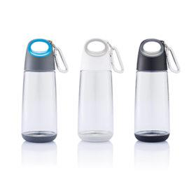 350ml Tritan Mini Carabiner Bottle