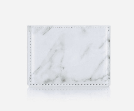 9041ohl-pu-leather-marble-design-card-holder
