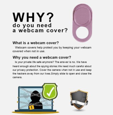 webcam cover Singapore