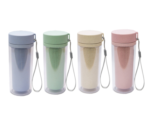 GM0050 Wheat straw tumbler