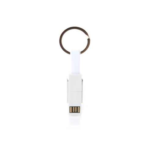 3001AME.4 3 IN 1 MAGNETIC SHORT USB CHARGE CABLE