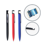 1001MPF Aluminium Ballpen with phone holder