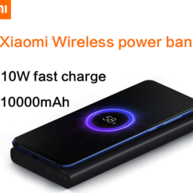 Xiaomi Mi Wireless Powerbank – 10000mAh