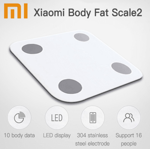 XMTZC05HM Xiaomi Body Fat Scale 2