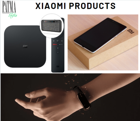 Xiaomi Products Online