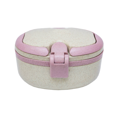 GM0023. 1 Wheat straw lunchbox