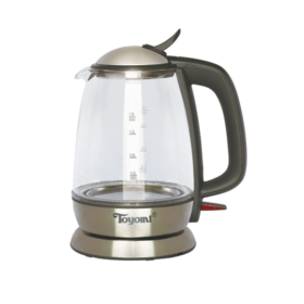 TOYOMI 1.5L Electric Glass Kettle