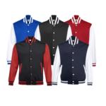 EAU0002 Varsity Jacket