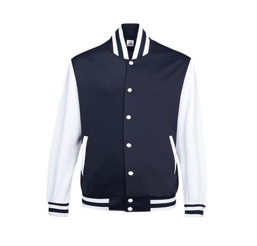 EAU0002 Varsity Jacket. 3