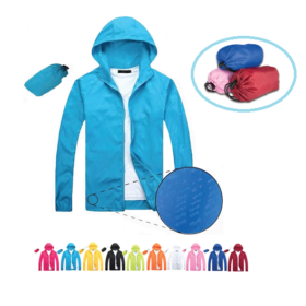 Lightweight Microfiber Jacket