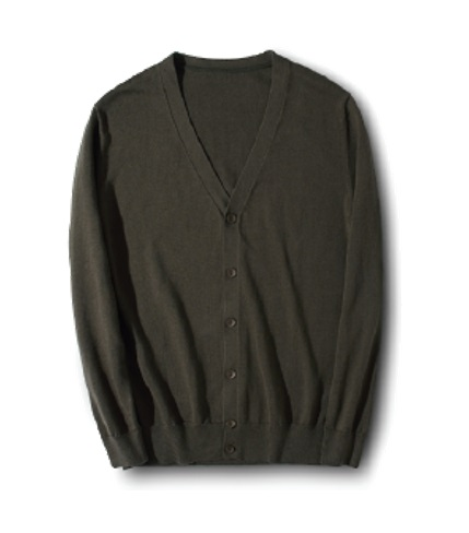 EAU0004 Soft Cardigan.3
