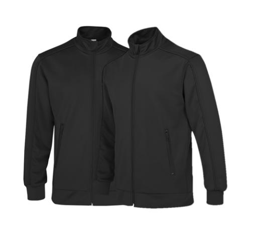 MAU0001 Zip Up Jacket . 4