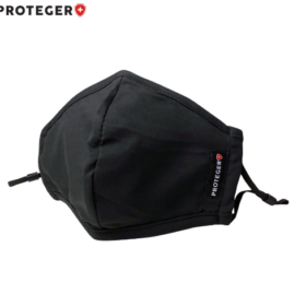 PROTEGER 2 In 1 Reusable Protective Face Mask (ADULT / KID)