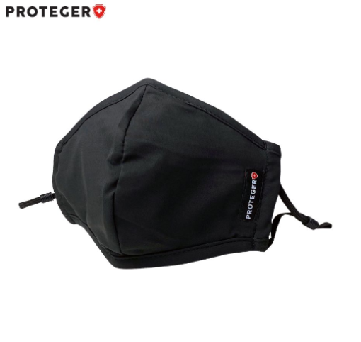 IS0081 PROTEGER 2 In 1 Reusable Protective Face Mask