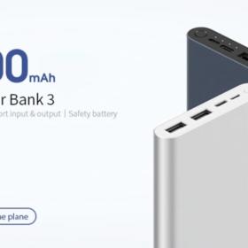 XiaoMi Powerbank Gen 3 – 10000mAh