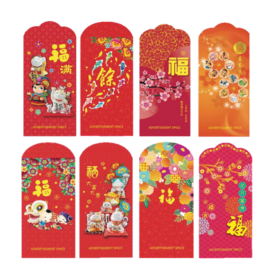 CNY Red Packet (Portrait)