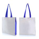 9301WNT 2 Tone Canvas Tote Bag – 10oz .1