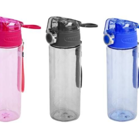 600ml Tritan Water Bottle (BPA Free)