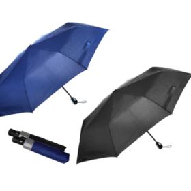 21″ Auto Umbrella with Silver UV Coating