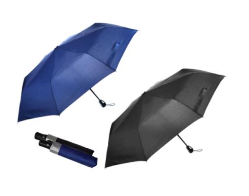 KM0008 21 inches Auto umbrella with UV coated
