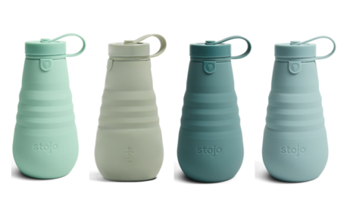 stojo collapsible water bottle – 590ml .2