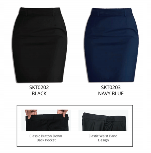 EAU0010 Corporate Skirt